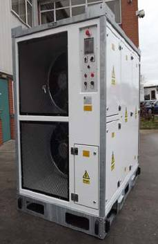 1000kw Crestchic Loadbank Highly Reliable
