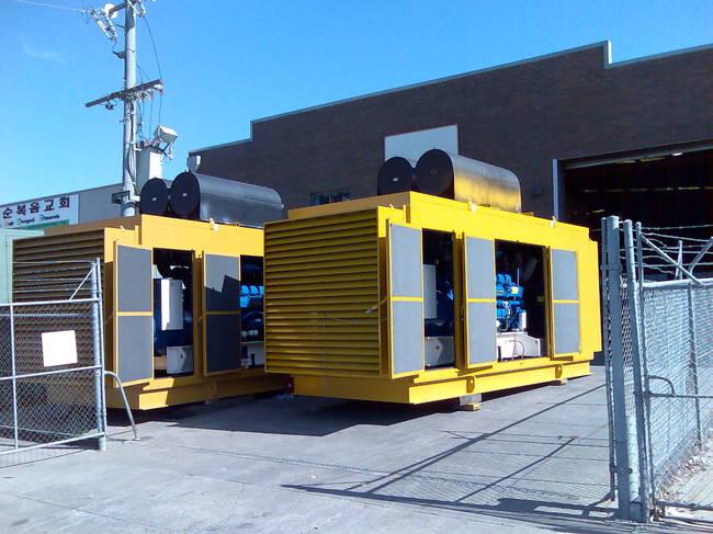Custom built Silenced Generators from Macfarlane Generators