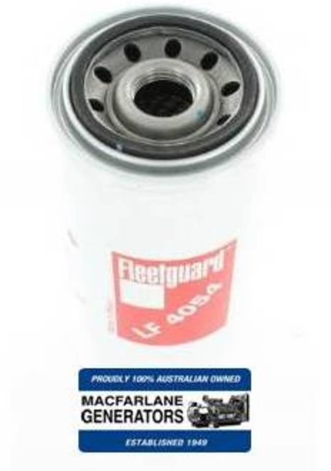 Lf on Fleetguard Oil Filters
