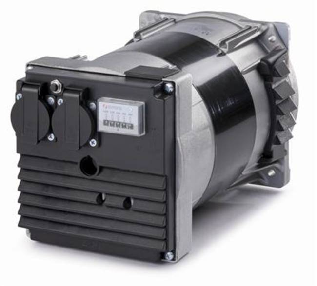 Sincro Alternator Wiring Diagram : Sincro ep l kva alternator