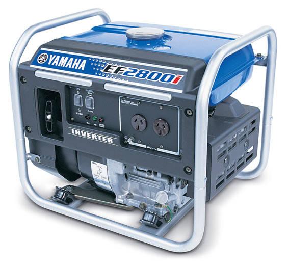 2 8kva Yamaha Ef2800i