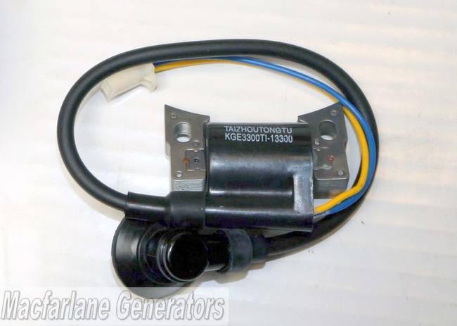 Kipor Ignition Coil GS3000 GS6000
