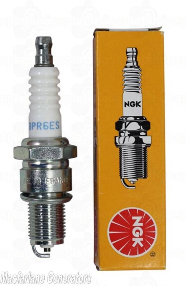 NGK BPR6ES Spark Plug for Kipor