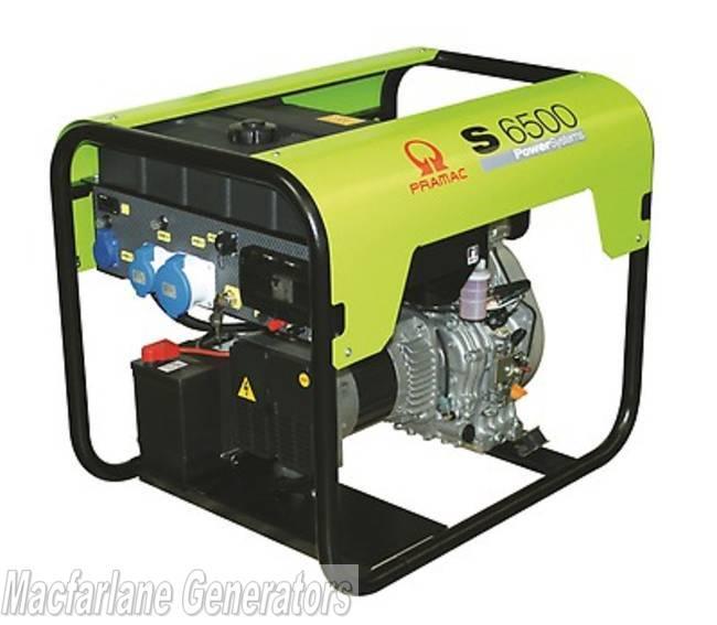 5 9kva Pramac Generator
