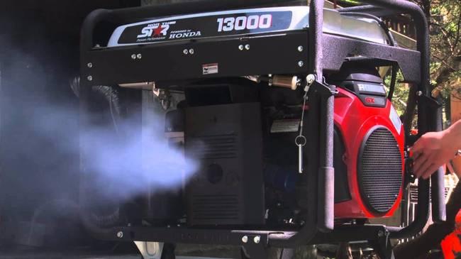 Smoking Generator