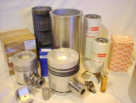 Dorman parts from Macfarlane Generators