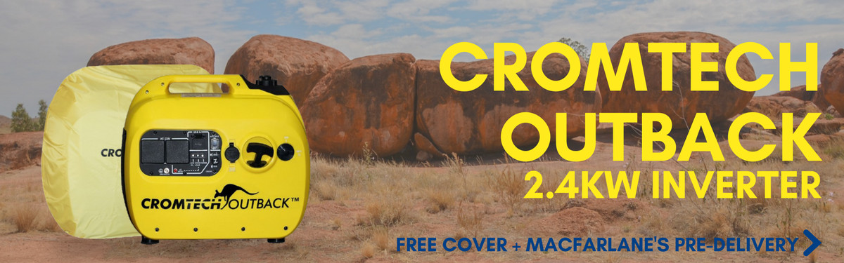 Cromtech Outback CTG2500i