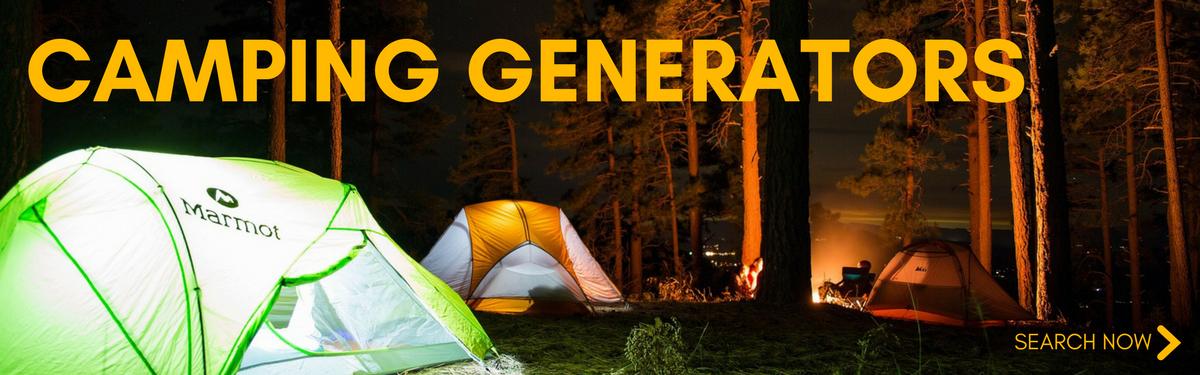 Camping Inverter Generators