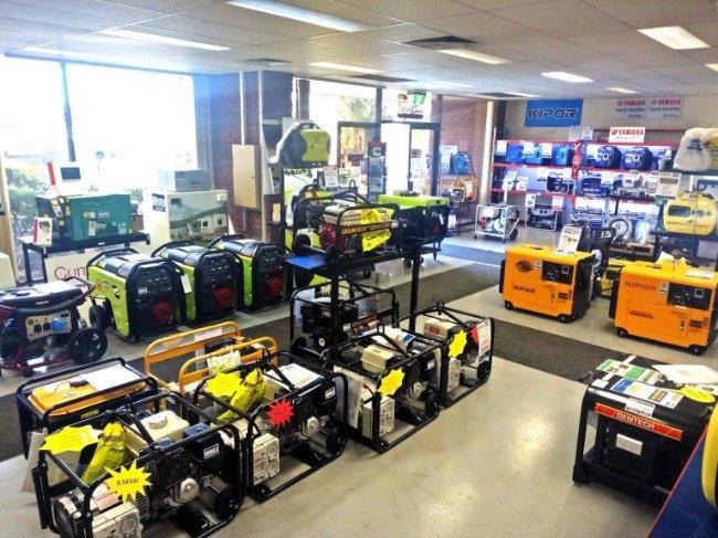 Macfarlane Generators | Portable, Commercial & Hire