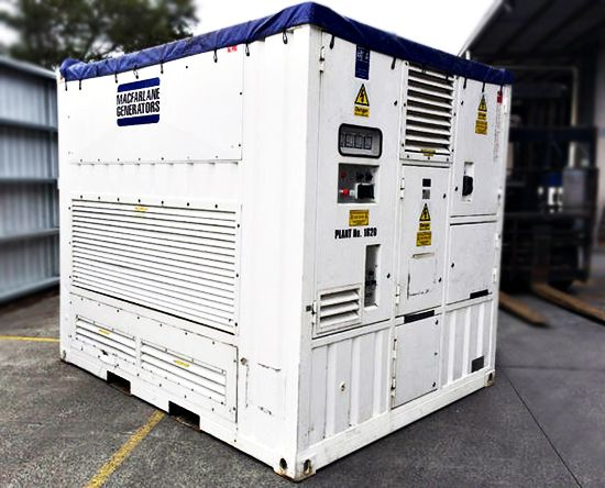 mobile generator for hire