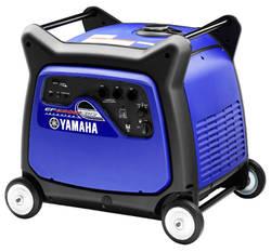 6.3kVA Yamaha Inverter Generator (EF6300iSE) product image