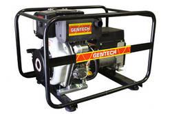 6.8kVA Gentech 160 Amps Welding Diesel Generator (ED160WELDYSRE) product image