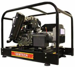8.5kVA Gentech Diesel Generator (ED8500KSRE) product image