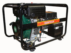 6.8kVA Gentech Lister Petter Generator (ED6800LSRE) product image
