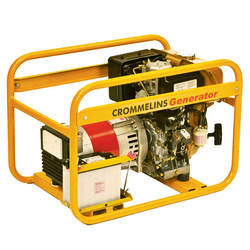 2.4kVA/kW Crommelins Diesel Generator (D32E) product image