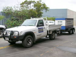Macfarlane Generator Hire Pick up and Delivery