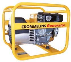 3.5kVA Crommelins Petrol Generator (P35E) product image