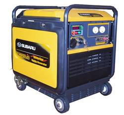 3.2kVA Subaru Silent Inverter Generator (RG3200iS) product image