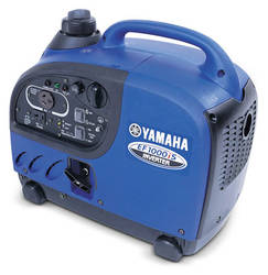 1.0kVA Yamaha Inverter Generator (EF1000iS) product image