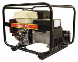 7.0kVA Gentech 3-Phase Petrol Generator (EP7000HSR-3) product image