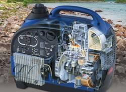 Yamaha EF1000is Generator from Macfarlane Generators