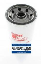 FF202 Fleetguard Fuel Filter, Spin-On product image