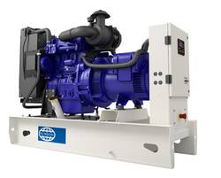7.5kVA FG Wilson Generator (P7.5-4S) product image