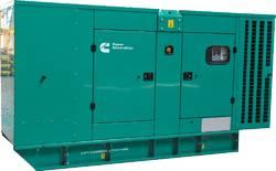 220kVA Cummins Enclosed Generator Set (C220 D5) product image