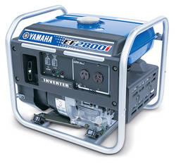 2.8kVA Yamaha Inverter Generator (EF2800i) product image