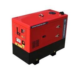 6.5kVA Himoinsa Single Phase Diesel Generator (HYW-9 M5) product image