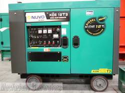 10.5kVA Used Nuvo Enclosed Generator Set (U505) product image