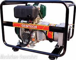 4.4kVA Gentech Diesel Generator (ED4400LSRE) product image