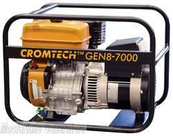 7.0kVA/kW Cromtech Recoil Start Generator (CTG85 / TG85RP) product image