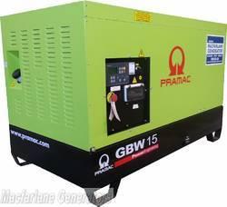 10kVA Pramac Generator (GBW15P-1) product image