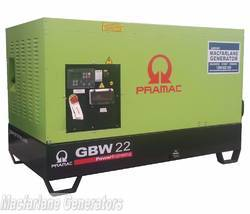 15.5kVA Pramac Generator (GBW22P-1) product image