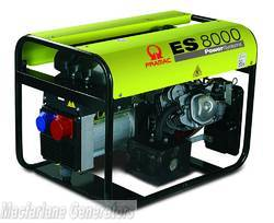 7.2kVA Pramac Petrol Generator (ES8000) product image