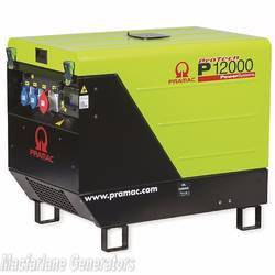 11.9kVA Pramac Silenced Generator (P12000) product image