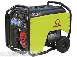 5.3kVA Pramac Petrol Generator (S5000) product image