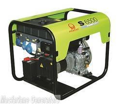 5.9kVA Pramac Diesel Generator (S6500) product image