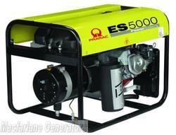 5.1kVA Pramac Petrol Generator (ES5000) product image