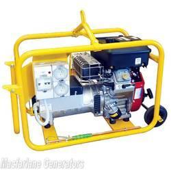 8.0kVA/kW Crommelins Petrol Generator (P100EH / CG100PEH) product image