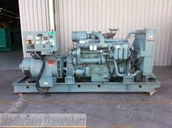 250kVA Dorman 6QT Open Generator (U496) product image