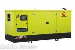 164kVA Pramac Perkins Generator (GSW170P) product image