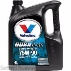 4L HP DuraGear Oil 75w90 - Valvoline product image