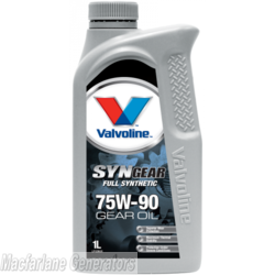 1L SynGear Oil 75w90 - Valvoline product image