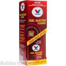 Valvoline Fuel Injector Cleaner Twin Pack product image