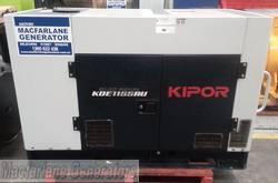 9.5kVA Used Kipor Generator (U521) product image