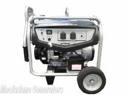 6kVA Yamaha Generator With Wheel Kit (EF7200EWHEEL) product image