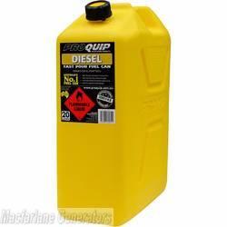20 Litre Pro-Quip Diesel Fuel Cans product image