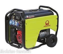 7.2kVA Pramac Petrol Generator (S8000) product image